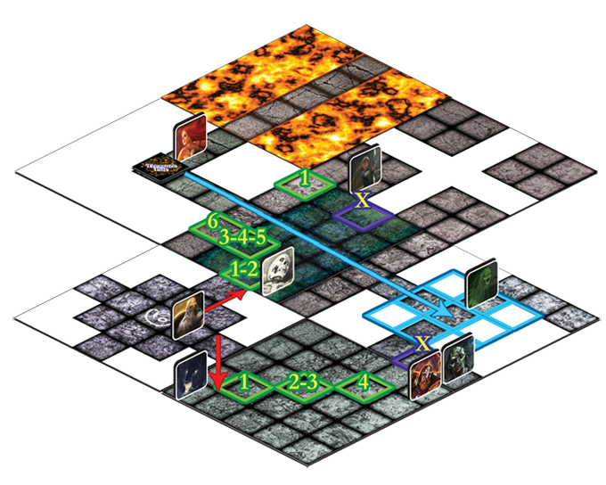 """graphic relating to Free Printable Dungeon Tiles identify Dungeon Crawlerâ""""¢"""